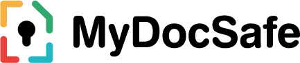 MyDocSafe - logo