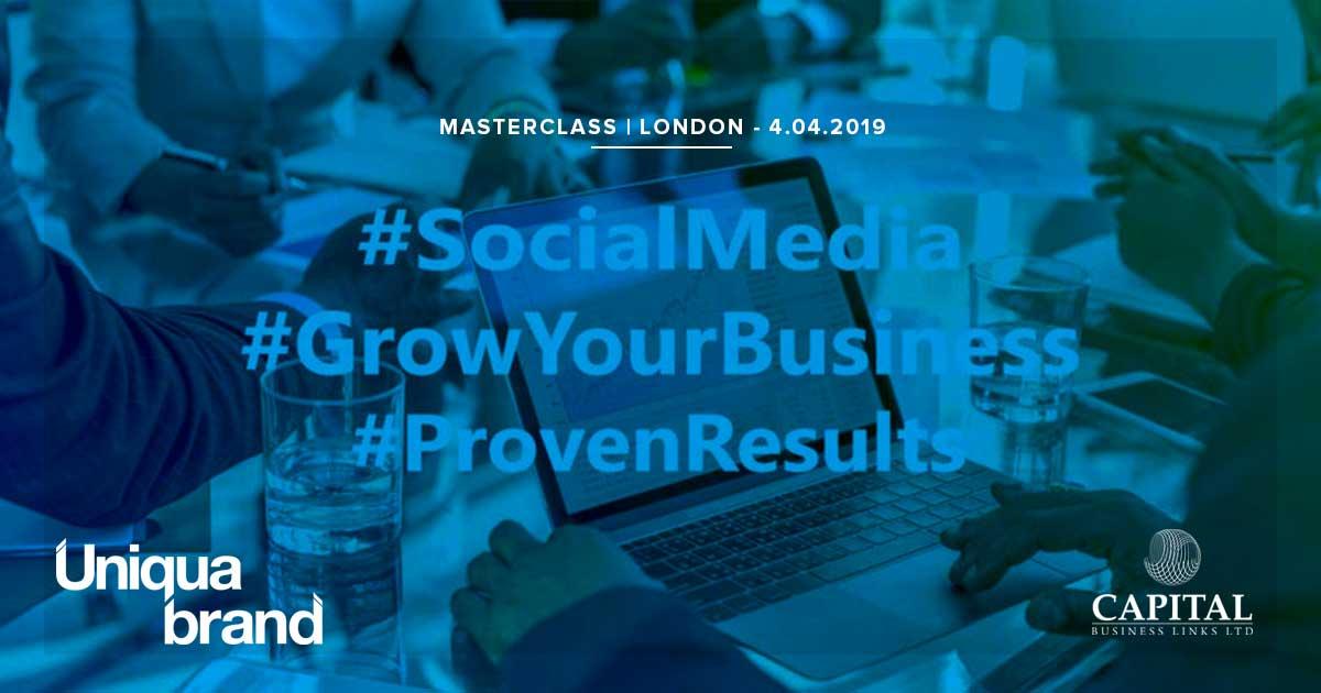social media masterclass london no cta